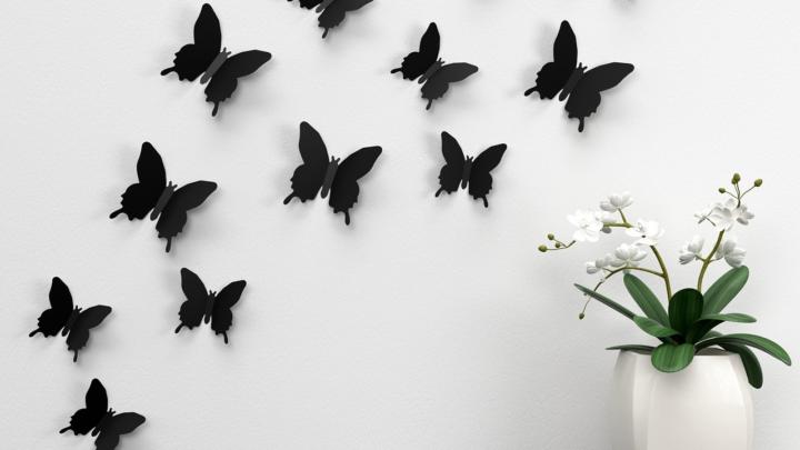 Wallstickers bliver mere og mere populære i de danske hjem