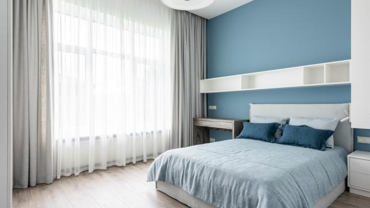 Indret dit soveværelse og få den optimale søvn